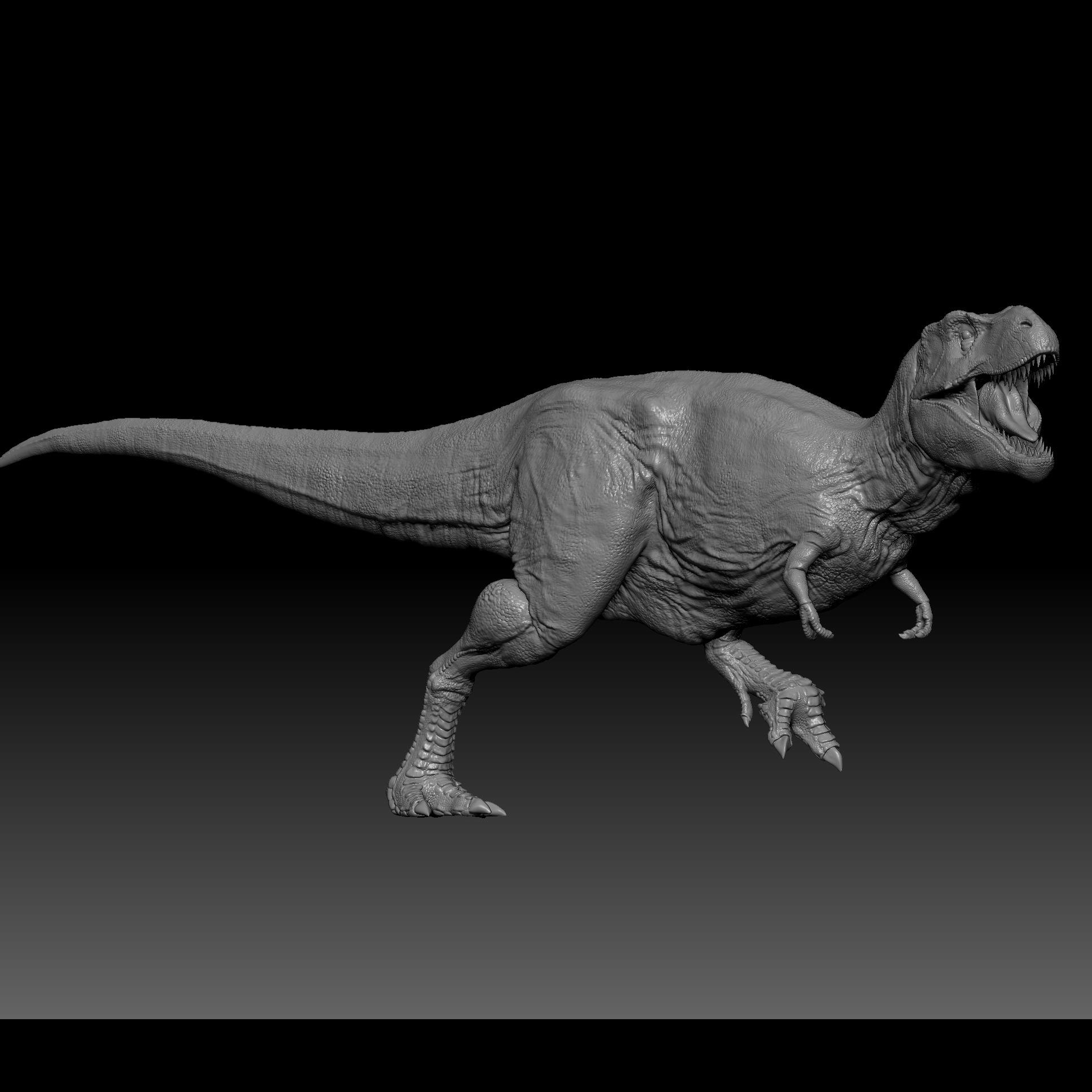 恐龙  迅龙 奇异龙 细节超级精细