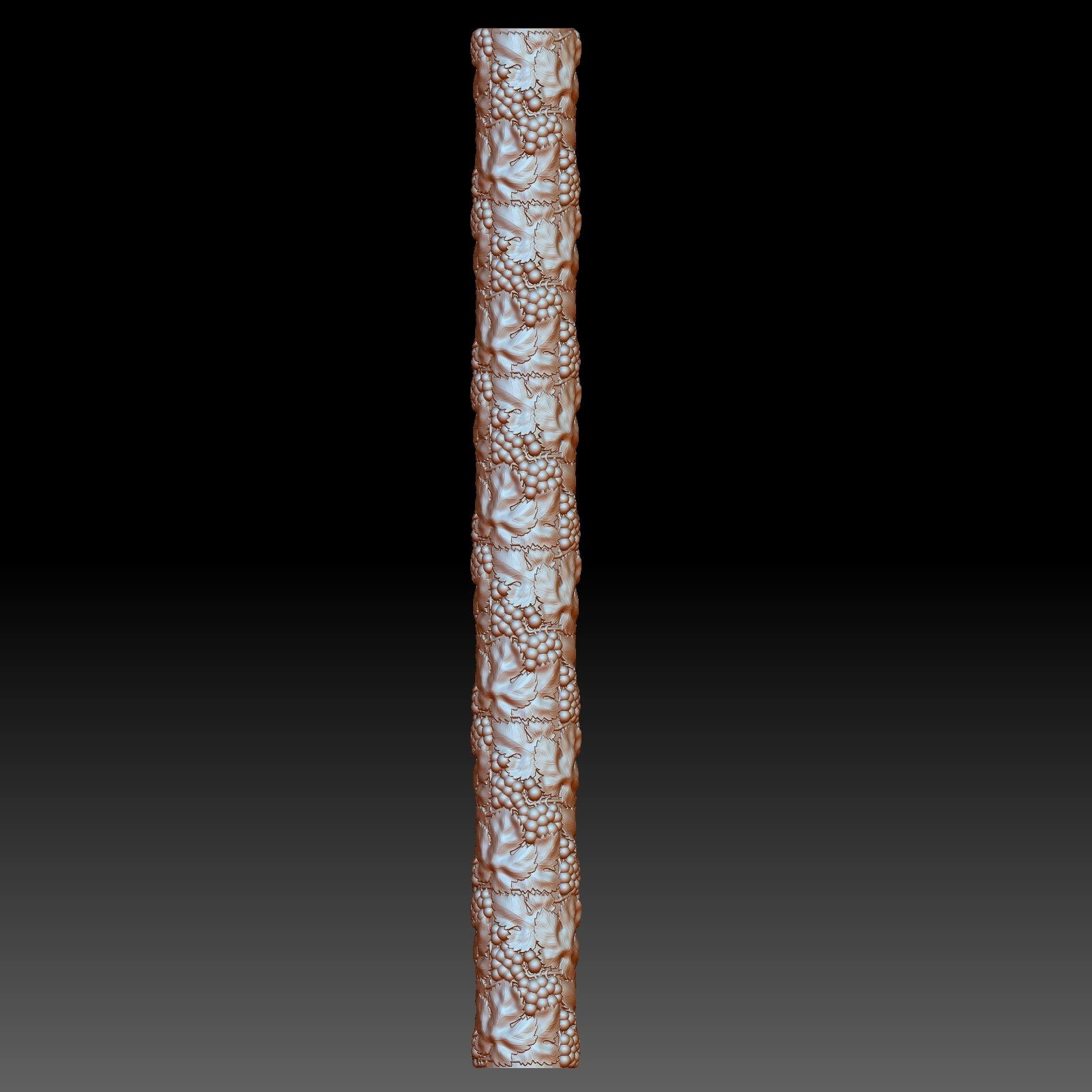 葡萄藤圆柱罗马柱子楼梯栏杆