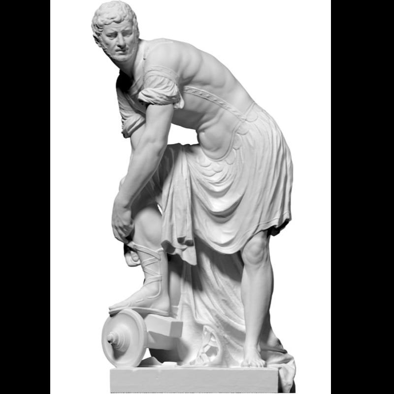 爱马仕雕像