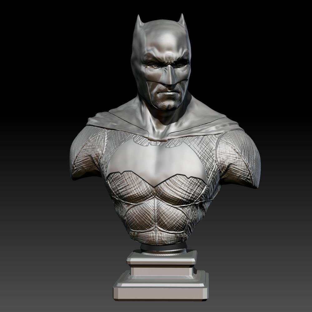 蝙蝠侠 半身像