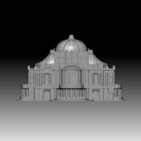 墨西哥艺术宫